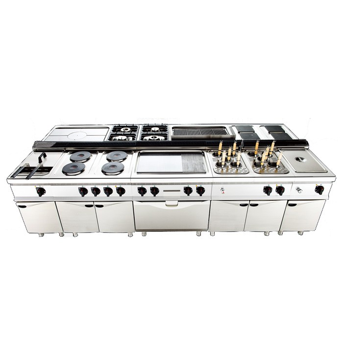 Hualing-700 Cooking range