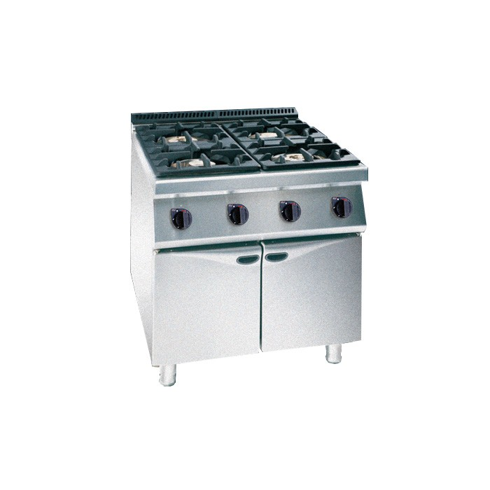 GAS STOVE WITH OVEN/ELECTRIC HOT PLATE