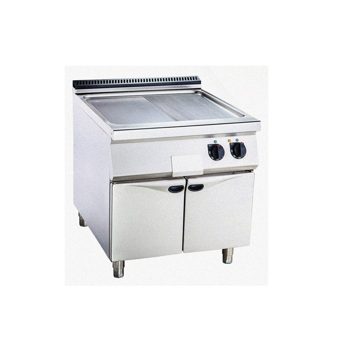 GRIDDLE/CHAR BROILER