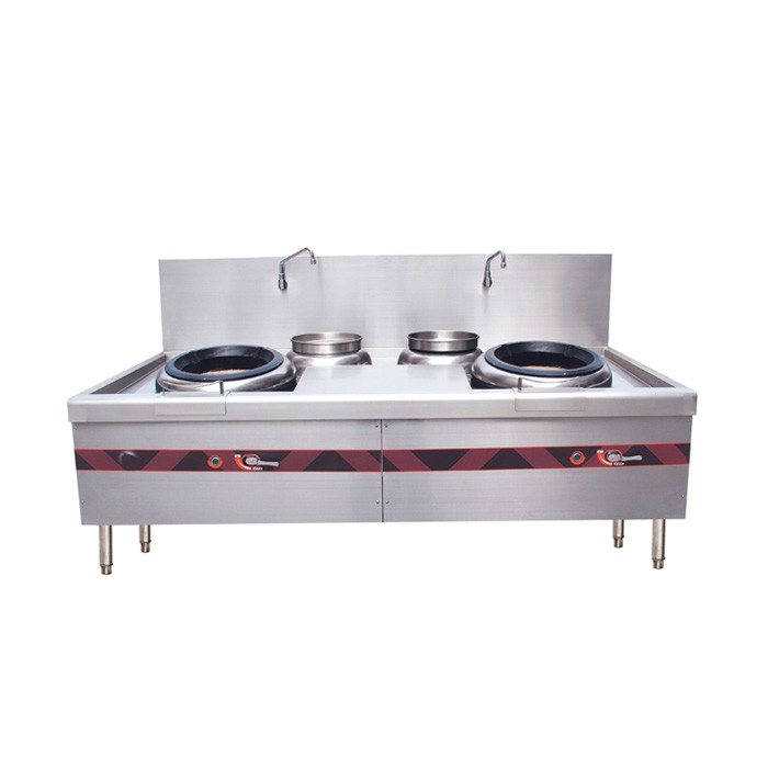 CHINESE STEAMER/CHINESE COOKING RANGE
